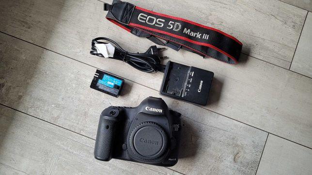 Canon 5D MK3 MKIII 92 000 przebieg