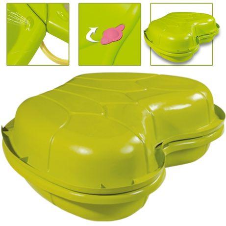 2w1 basen Piaskownica zamykana motylek dla dzieci