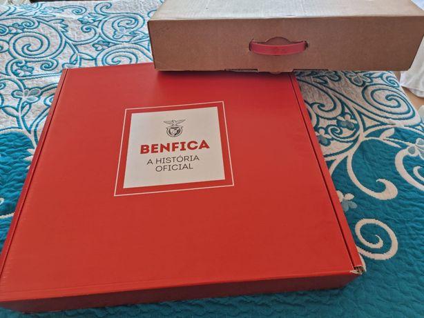 Livro Benfica A História Oficial