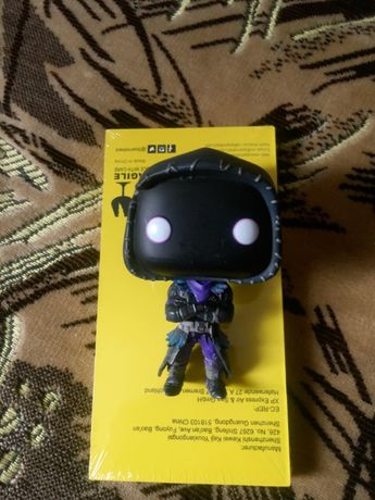 Фигурка Funko Pop Fortnite Raven #459 Фанко Поп Фортнайт Ворон