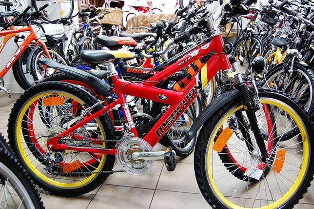 Немецкий надёжный велосипед PEGASUS