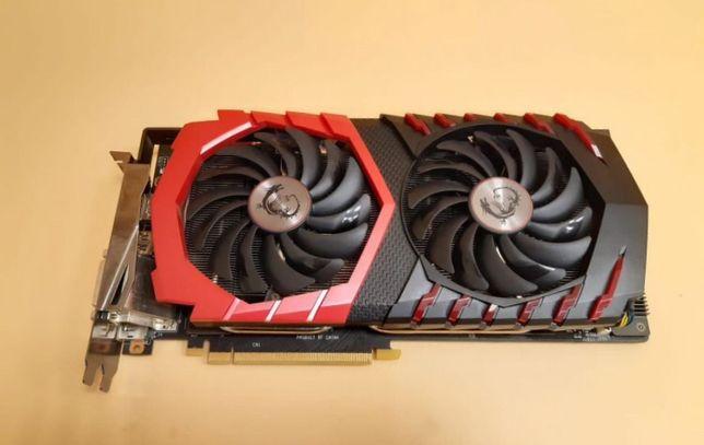 Видеокарта MSI Gaming X GeForce GTX 1070 8G