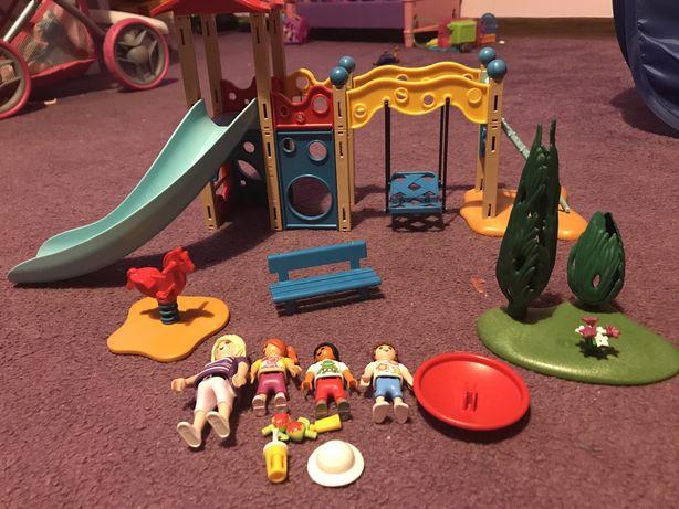 Playmobil plac zabaw