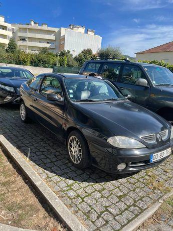 Renault magane coupe 2002