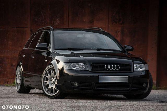 Audi A4 S LINE A4 1.8T 163KM czarny kombi android mapy xenon skóra BDB