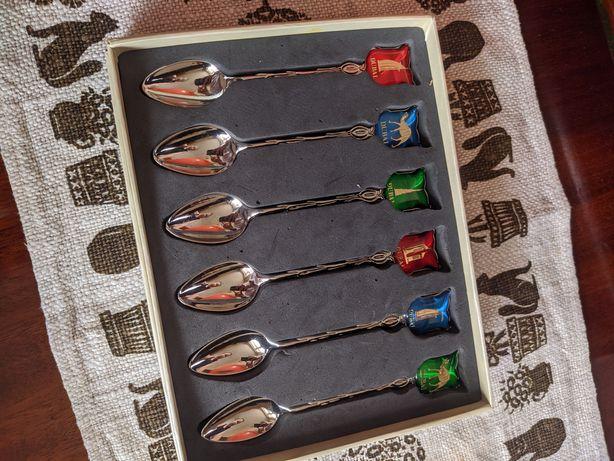 Подарочный набор чайных ложек Dubai