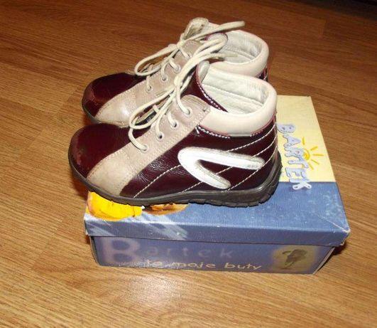 buty trzewiki dziewczęce 25 Bartek