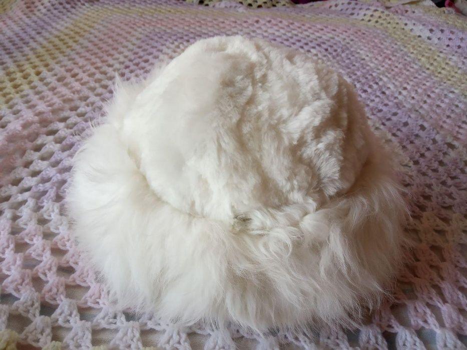 Шапка из натурального меха Альпака, Перу Полтава - зображення 1