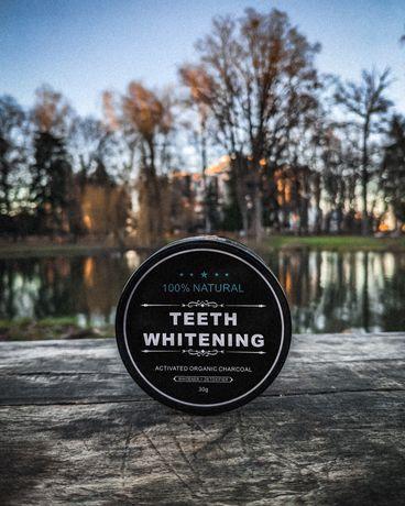 Відбілюючий зубний порошок