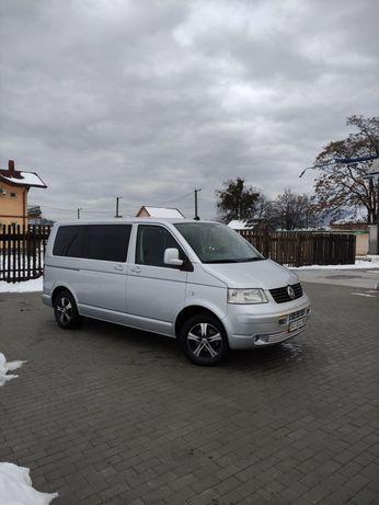 Transporter T5 2008 2.5 128кВт