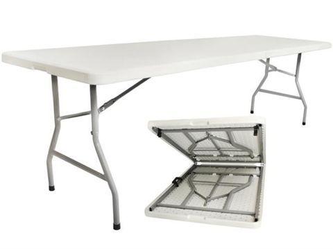 Стіл розкладний для саду 2.4м складной садовый столик Стол складной Is