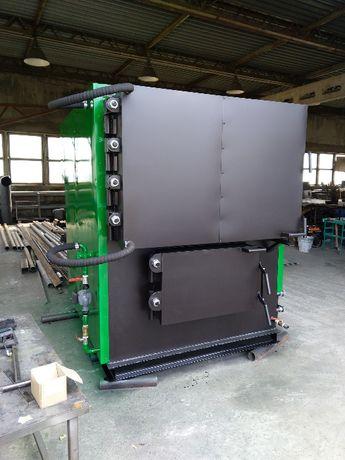 Твердотопливный котел 600 кВт длительного горения, пеллетный котел