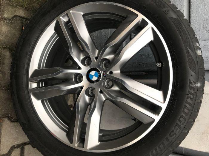 opony z felgami rozmiar 225/50R18 95 H BMW Poznań - image 1