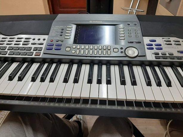 Yamaha prs 9000 klawisze
