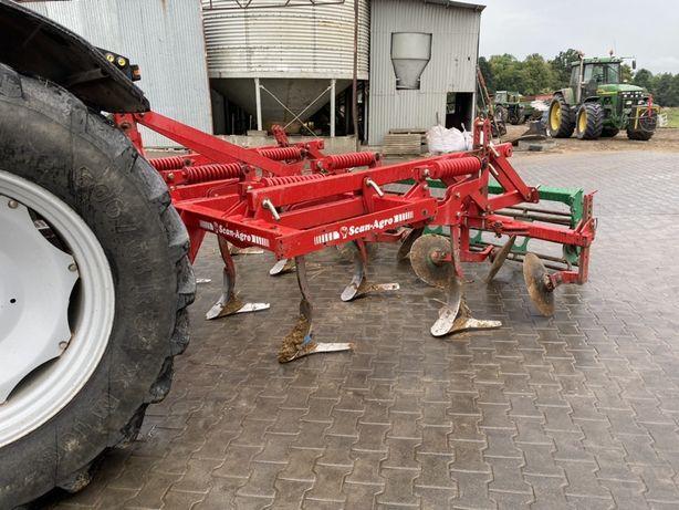 Gruber agrarta talerze wał 3 m resor , sprężyna