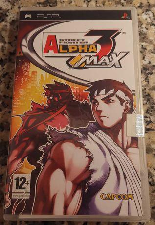 Street Fighter Alpha 3 Max | PAL PSP