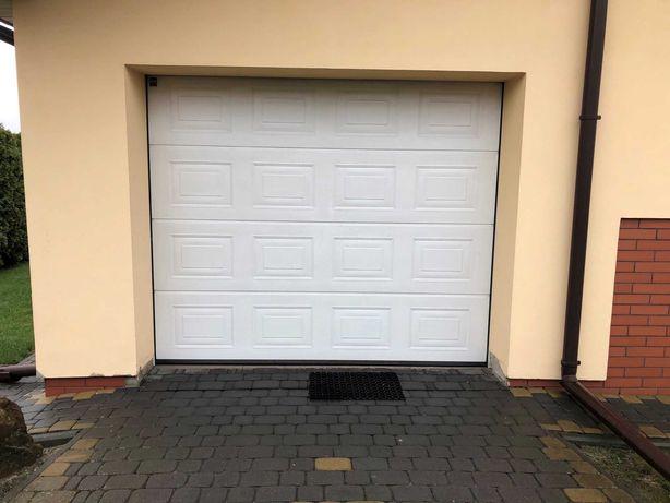 Brama garażowa Hermann