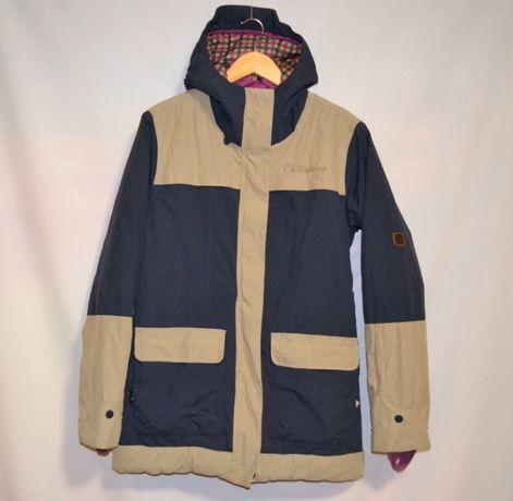 горнолыжная сноуборд куртка billabong quicksilve (состояние новой)