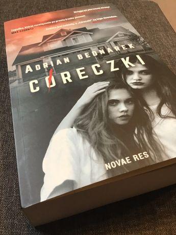 Nowa książka Adrian Bednarek Córeczki 35zł