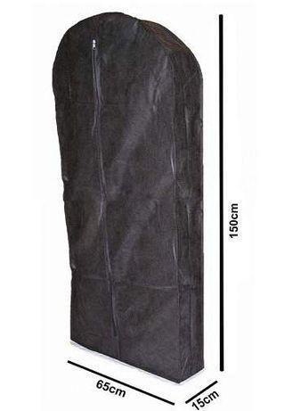 Pokrowiec na odzież, ubrania o wymiarach 65x150x15 KOLORY - wyprzedaż