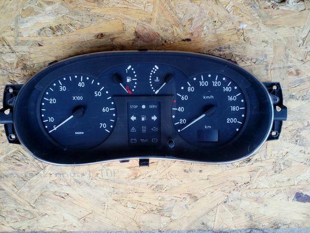 Licznik zegary Renault Kangoo l