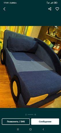 Продам диван машина