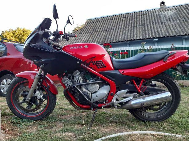Продам Yamaha xj600s 1997р