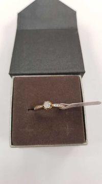 Złoty Pierścionek - 2,48g,rozmiar 12 , próba 585-14K! Lombard Dębica