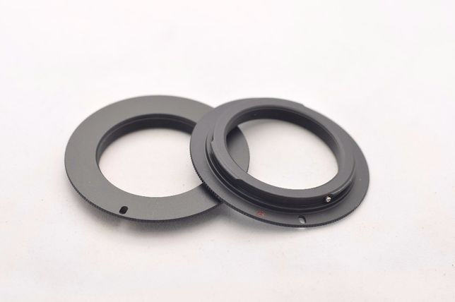Переходное кольцо M42 Canon EF EOS металл НОВОЕ
