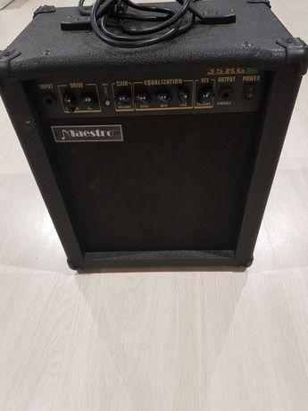 Piecyk gitarowy Maestro 35RG 35 watt
