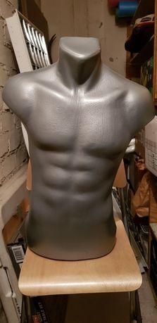 Manekin manekiny damskie i męskie, sklepowe, cieliste czarne i srebrne