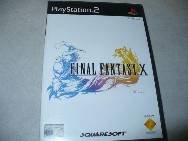 Na Ps2,,Final Fantasy X ''Specjal.