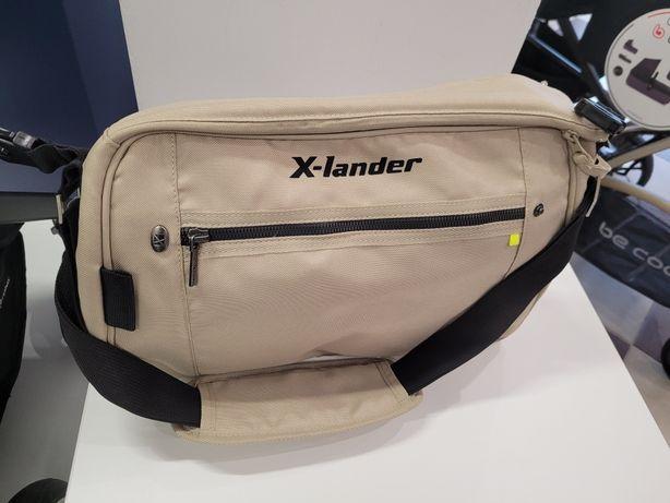 Torba do wózka X Lander z dodatkami - W&F OUTLET