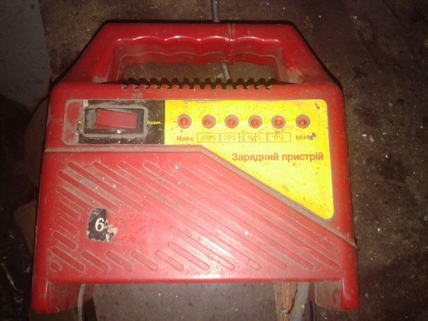 зарядное устройство 6-12 вольт