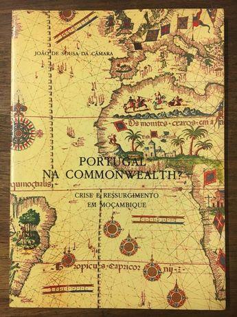 portugal na common wealth, joão de sousa da câmara