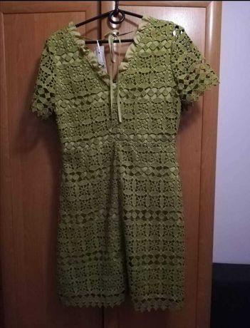 NOWA Sukienka koronkowa rozmiar 42 Evona