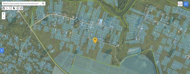 Продам земельну ділянку під забудову, 24 соток, с.Соколівське