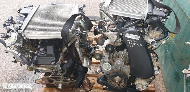 Motor Toyota Hilux 2.5 D4-D REF, 2KD 2011