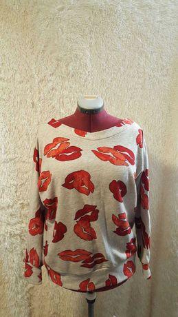 Bluzki damskie z dzaniny bawełnianej
