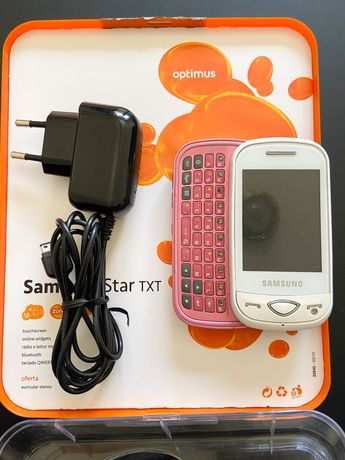 Samsung Star TXT B3410
