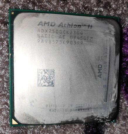 AMD Athlon ii x2 250 + боксовый радиатор с кулером