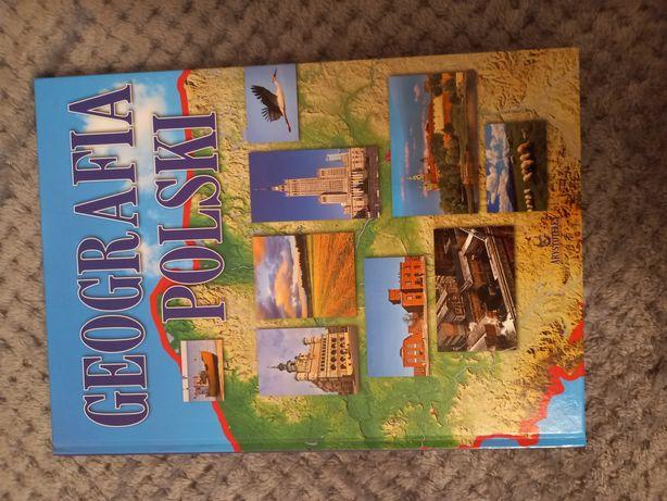 Książka ' Geografia Polski'
