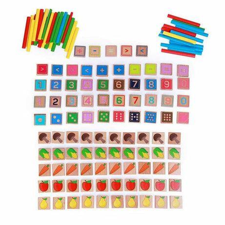 Палочки Lusy&leo/ Арифметический набор