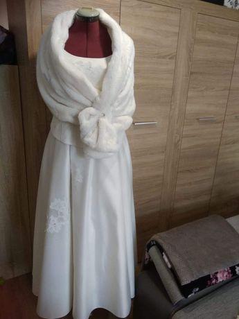 Suknia ślubna biust 120