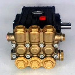 Pompa wysokociśnieniowa ws1625 interpump 160bar, 25 l/min, myjka myjni