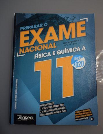 Preparar o Exame Nacional Física e Química A 11, Areal