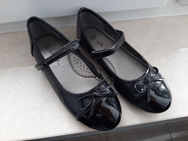 Buty baletki czarne