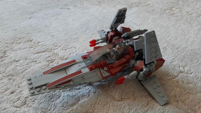 Звёздный истребитель V-Wing (75039), конструктор LEGO Star Wars