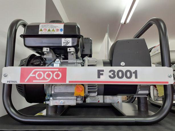 Agregat prądotwórczy FOGO F 3001 2.5 kW 230V