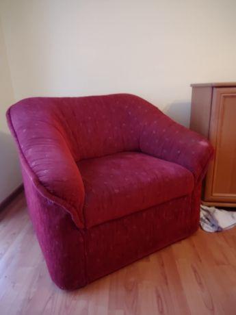 Fotel używany za darmo